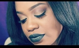 Work Inspired Makeup Tutorial