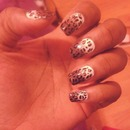 Gradient Cheetah print