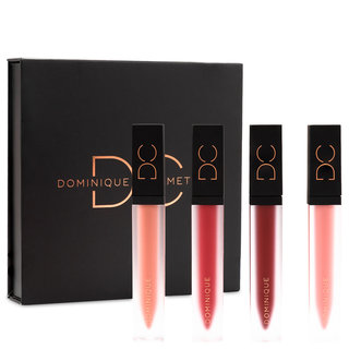 Dominique Cosmetics Cream Matte Liquid Lipstick Bundle