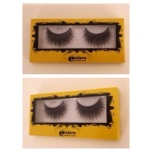 Got My Christmas Delivery Of Eyelashes Today... Arent They Amazing!!!