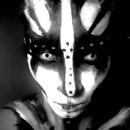 Black and White Alien
