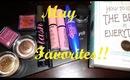 May Favorites! (2013)