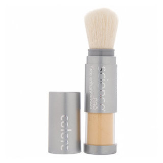 Colorescience Mineral Powder Corrector Brush SPF 20-Golden-Yellow Rose of Texas