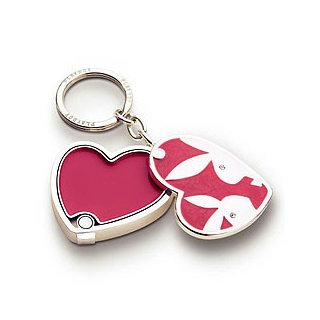Playboy Beauty Gloss & Go Keychain
