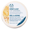 The Body Shop Honey & Oat 3-In-1 Facial Scrub