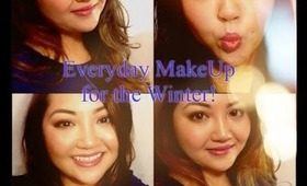 Everyday MakeUp for the Winter