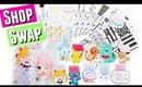 Planning Accessories Shop Swap Haul   HelloPaperCat & PlanningLikeaPro