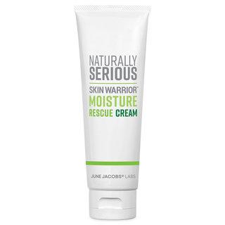 Naturally Serious Skin Warrier Moisture Rescue Cream