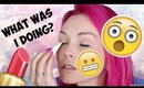 HOW I DID MY HIGH SCHOOL MAKEUP | Kandee Johnson