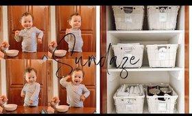 Sundaze - Family Time, Linen Closet Organization | Charmaine Dulak