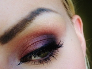 Inspired by the Tequila Sunrise drink :)
