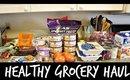 Healthy Grocery Haul | Shoprite & BJ's