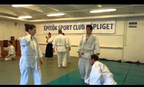 Aikido - TENCHINAGE