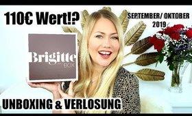 Wow 110€ Wert? Brigitte Box September / Oktober 2019   UNBOXING & VERLOSUNG
