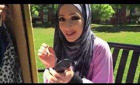 ATL VLOG Pt 1 Photoshoot With Hijab-ista.com :)
