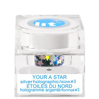 Holographic Glitter Pigment You're A Star S3