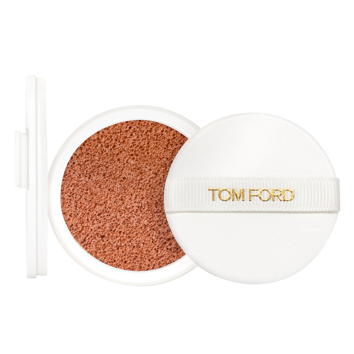 TOM FORD Soleil Glow Tone Up Foundation Hydrating Cushion Compact Refill 3 Peach Glow Tone Up alternative view 1.