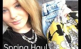 Spring Fashion Haul!
