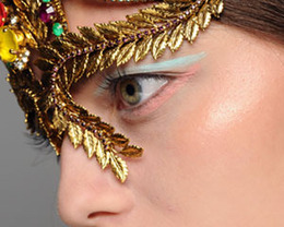 Creatures of the Wind Makeup, New York Fashion Week S/S 2012