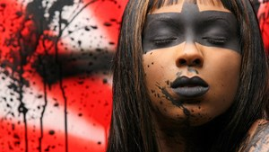 black color story, The Art of You photography