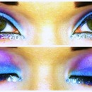 Berry warrior princess eyes