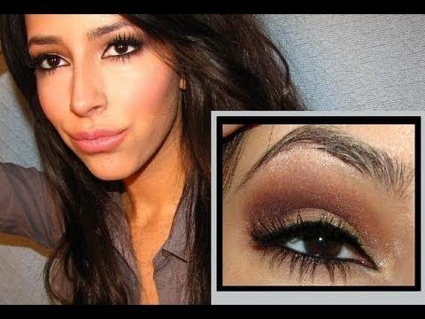 $11 Kim Kardashian Brown Smokey Eye Makeup ...