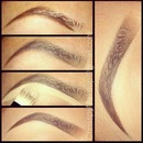 Carved Out Brows