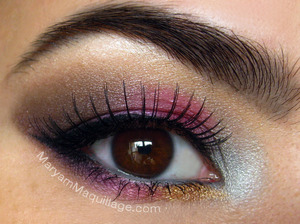 Subtle Color for everyday: http://www.maryammaquillage.com/2012/03/mariposa-maravellosa.html
