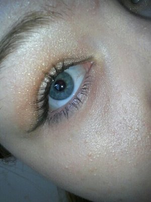 natural eyes with wings.