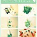 Nail polish tip