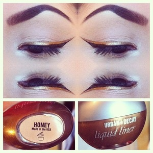 I just bought this discontinued eyeliner from All Cosmetics Wholesale for $2.99!