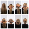 Hair Style step-by-step.