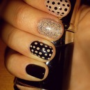 Glitters and dots :)
