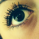No fake lashes