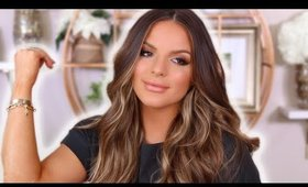 VALENTINES DAY GLAM / EASY & SULTRY | Casey Holmes