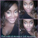 """No Filter x3"": #LOTD #MOTD #FacedByBMynroe"