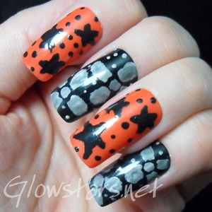 For more nail art and a review of the Models Own WAH Nails Art Pens visit http://Glowstars.net