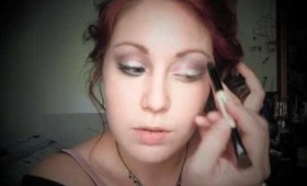 The Eyes Have It - She Sells Sea Shells - Eye Makeup Tutorial featuring The StarShine Company