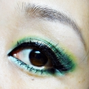 Summer Eye Look