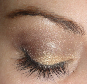 Neutral Makeup of the Day