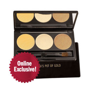 Black Opal Hana's Pot of Gold Eye Kit
