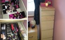 My 100th Video-Updated Makeup Collection And Storage