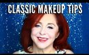 THE PERFECT CLASSIC HOLIDAY MAKEUP FOR WOMEN OVER 60
