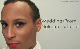 Glamorous Wedding/Prom Makeup Tutorial