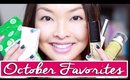 October Favorites 2014