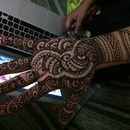 Bridesmaid Henna