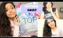 Clothing Haul: F21, Topshop, Aero, Love Culture