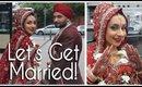 Ep1 Lets Get Married Punjabi Style introduction & let the journey begin || Raji Osahn