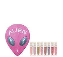 Alien Palette & Velour Liquid Lipstick Holiday Bundle 2018