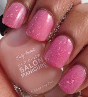Sally Hansen Arm Candy and Elixir Lacquers With a K